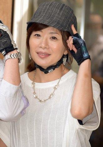 「自転車ヘルメット委員会」発足記者会見に出席した富永美樹(C)ORICON NewS inc.