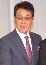 『日本作詩家協会』の50周年祝賀会に出席した五木ひろし (C)ORICON NewS inc.