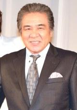 『日本作詩家協会』の50周年祝賀会に出席した鳥羽一郎 (C)ORICON NewS inc.