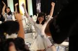 総選挙史上最多得票数で1位を奪還したHKT48・指原莉乃 (C)AKS