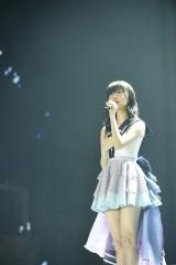 アンコールでは指原莉乃が「あなたがいてくれたから」をソロで歌唱 『AKB48 41stシングル選抜総選挙・後夜祭〜あとのまつり〜』の模様(C)AKS