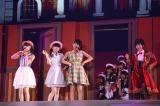 チーム4「ダウンタウンホテル100号室」 『AKB48 41stシングル選抜総選挙・後夜祭〜あとのまつり〜』の模様(C)AKS
