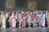 「バレバレ節」 『AKB48 41stシングル選抜総選挙・後夜祭〜あとのまつり〜』の模様(C)AKS
