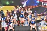 「恋するフォーチュンクッキー」『AKB48 41stシングル選抜総選挙・後夜祭〜あとのまつり〜』の模様(C)AKS
