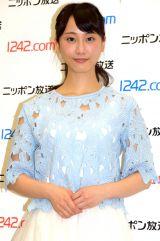 8月いっぱいで卒業を発表したSKE48の松井玲奈(C)ORICON NewS inc.