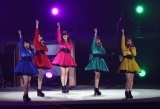 『9→10周年記念℃-uteコンサートツアー2015春〜The Future Departure』の最終公演の模様
