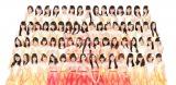 松井玲奈ラストシングルを8月12日に発売するSKE48(C)AKS
