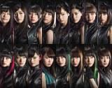 日本テレビ系音楽番組『THE MUSIC DAY』に出演するAKB48