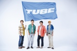 日本テレビ系音楽番組『THE MUSIC DAY』に出演するTUBE