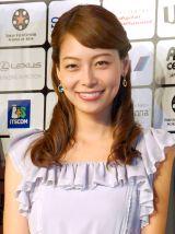 国際短編映画祭『ショートショート フィルムフェスティバル&アジア(SSFF&ASIA)2015』に登場した相武紗季 (C)ORICON NewS inc.