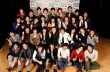 グループ活動を終了することが発表されたNAKED BOYZ(写真は2011年2月11日に行われたファンイベントの模様)