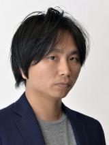 『惑星』が第152回「芥川龍之介賞」候補に選ばれた上田岳弘氏(C)新潮社