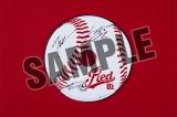 B'zの52ndシングル「RED」『赤盤』の100枚限定のサイン入りCD