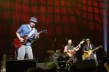 """『〜The 六十 th Anniv.〜""""ROCK 十""""CHAR LIVE IN 日本武道館』に出演した(左から)奥田民生、ハマ・オカモト、Char"""
