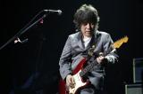 """『〜The 六十 th Anniv.〜""""ROCK 十""""CHAR LIVE IN 日本武道館』に出演した佐橋佳幸"""
