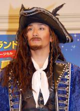 ブロードウェイミュージカル『ピーターパン』2015 製作発表記者会見に出席した大貫勇輔 (C)ORICON NewS inc.