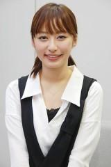 自身のブログで退社を報告した枡田絵理奈アナウンサー(C)ORICON NewS inc.