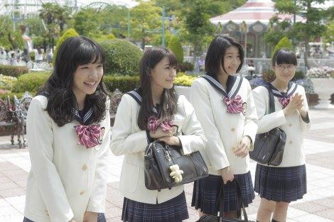 公開された場面カット (C)アルコ・河原和音/集英社 (C)2015映画「俺物語!!」製作委員会