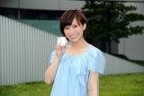 昨年に引き続き『熱闘甲子園』のキャスターを担当するテレビ朝日の山本雪乃アナウンサー(C)ABC