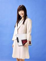 ドラマ『表参道高校合唱部!』に合唱部の副顧問として出演が決まった神田沙也加 (C)TBS