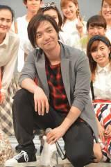 6月17日発売のシングル「music」のリリースイベントを開催した三浦大知 (C)ORICON NewS inc.