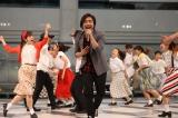 三浦大知=シングル「music」のリリースイベント