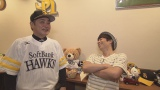KBC九州朝日放送の『ロンプク☆淳』が7月から週イチレギュラー化。7月4日放送では、福岡ソフトバンクホークスに潜入(C)KBC
