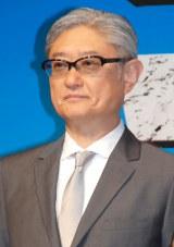 映画『天空の蜂』完成報告会見に出席した堤幸彦監督 (C)ORICON NewS inc.