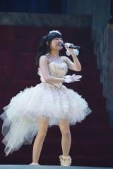 『KING SUPER LIVE 2015』に出演した田村ゆかり photo:kamiiisaka
