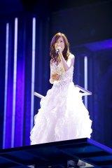 『KING SUPER LIVE 2015』に出演した森口博子 photo:kamiiisaka