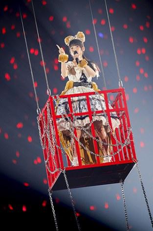 『KING SUPER LIVE 2015』に出演した上坂すみれ photo:kamiiisaka