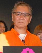 映画『極道大戦争』MX4D版完成披露試写会に出席した三池崇史監督 (C)ORICON NewS inc.