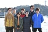 ドラマ『永遠のぼくら sea side blue』の出演者がLINE LIVE CASTで生放送に登場