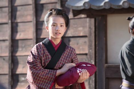 次期NHK連続テレビ小説『あさが来た』で女優デビューする清原果耶(C)NHK