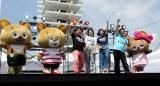 『Food Nations〜肉フェスTOKYO2015春〜』のオープンセレモニーの模様(C)ORICON NewS inc.