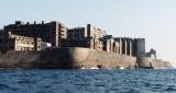 第2話の舞台となる軍艦島(端島/長崎県) (C)「廃墟の休日」