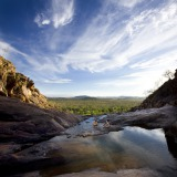 世界文化遺産・自然遺産を兼ね備えた「複合遺産」に登録されているオーストラリア ノーザンテリトリーの「カカドゥ国立公園」には自然のアトラクションが満載