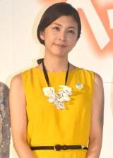 映画『インサイドヘッド』の来日記者会見イベントに出席した竹内結子 (C)ORICON NewS inc.