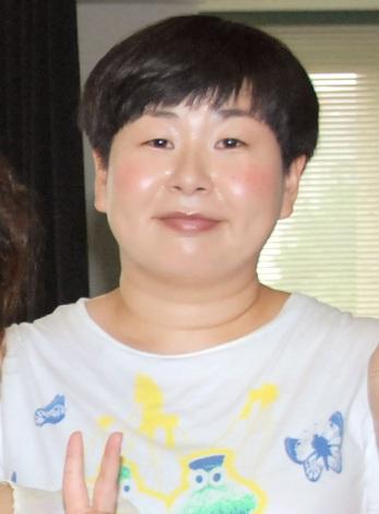 第1子出産がわかった森三中の大島美幸 (C)ORICON NewS inc.