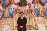 9月放送のドラマ『経世済民の男「小林一三 〜夢とそろばん〜」』に主演する阿部サダヲ(C)NHK