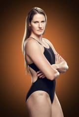 米国版『スポーツ王は俺だ!!』に出演する競泳女子・オリンピック金メダリストのミッシー・フランクリン