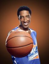 元シカゴ・ブルズのスコッティ・ピッペン(バスケットボール)