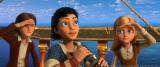 『雪の女王 新たなる旅立ち』(7月18日公開)場面写真(C) 2014 WIZART FILM, LLC ? 2014 BAZELEVS.