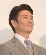 映画『天の茶助』初日舞台あいさつに出席した伊勢谷友介 (C)ORICON NewS inc.