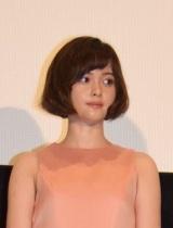映画『天の茶助』初日舞台あいさつに出席した玉城ティナ (C)ORICON NewS inc.