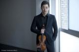 10月から『題名のない音楽会』司会に就任。ヴァイオリニストの五嶋龍_(C) Ayako Yamamoto