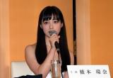 映画『セーラー服と機関銃 −卒業−』の主役に抜てきされた橋本環奈 (C)ORICON NewS inc.