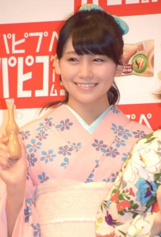 小嶋真子さんのポートレート