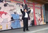 「〜天龍源一郎 引退〜革命終焉 RevolutionFINAL」を開催することを発表した天龍源一郎 (C)ORICON NewS inc.