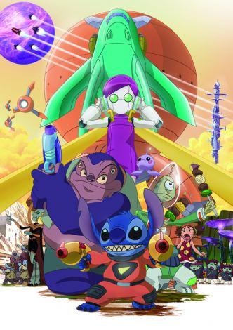 アニメスティッチ3年ぶり新作 ディズニーチャンネルで初放送